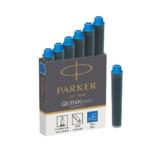 Parker Royal Tintapatron rövid - Kék