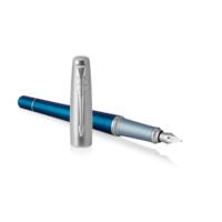 Kép 1/5 - Parker Royal Urban Premium Töltőtoll Premium Dark Blue