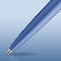 Kép 2/5 - Waterman Graduate Allure Golyóstoll Blue