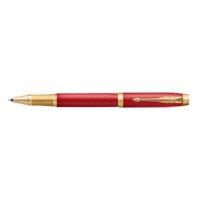 Kép 2/4 - Parker Royal IM Premium Rollertoll Red Arany klipsz