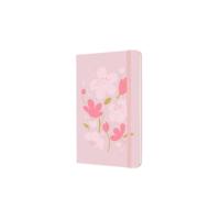 """Kép 2/6 - Moleskine Notesz Sakura 2021 Kemény """"L"""" Vonalas"""