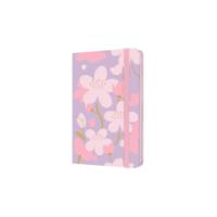 "Kép 2/6 - Moleskine Notesz Sakura 2021 Kemény ""P"" Sima"