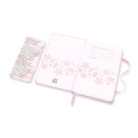 "Kép 3/6 - Moleskine Notesz Sakura 2021 Kemény ""P"" Sima"