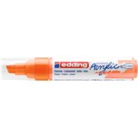 Kép 2/16 - Edding 5000 Akril marker B 5-10 mm Neon orange