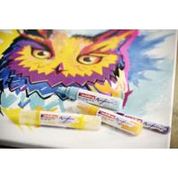 Kép 10/16 - Edding 5000 Akril marker B 5-10 mm Neon orange