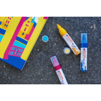 Kép 5/16 - Edding 5000 Akril marker B 5-10 mm Mellow mint