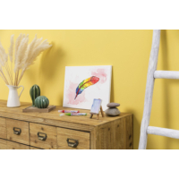Kép 6/9 - Edding 5100 Akril marker M 2-3 mm Pastel yellow