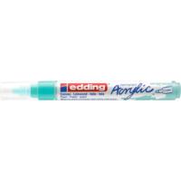 Kép 2/9 - Edding 5100 Akril marker M 2-3 mm Turquoise