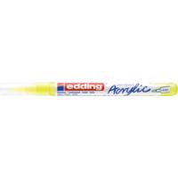 Kép 2/8 - Edding 5300 Akril marker F 1-2 mm Neon yellow