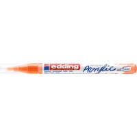 Kép 2/8 - Edding 5300 Akril marker F 1-2 mm Neon orange