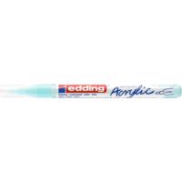 Kép 2/8 - Edding 5300 Akril marker F 1-2 mm Pastel blue