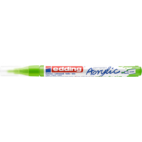 Kép 2/8 - Edding 5300 Akril marker F 1-2 mm Yellow green