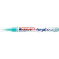 Kép 2/8 - Edding 5300 Akril marker F 1-2 mm Turquoise