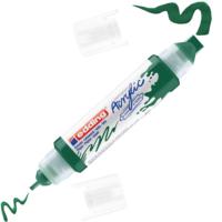 Kép 3/9 - Edding 5400 Akril marker 3D Double liner 2-3 mm/5-10 mm Moss green