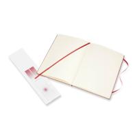 """Kép 3/4 - Moleskine Skiccfüzet Sketch Piros """"A4"""" Méret Álló"""