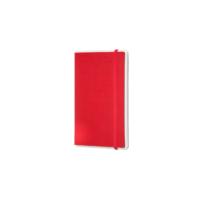 """Kép 2/6 - Moleskine Papertablet Kemény Piros """"L"""" Méret Pontozott"""