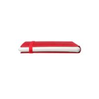 """Kép 4/6 - Moleskine Papertablet Kemény Piros """"L"""" Méret Pontozott"""