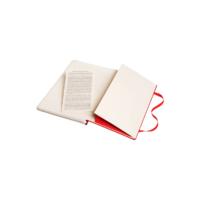 """Kép 5/6 - Moleskine Papertablet Kemény Piros """"L"""" Méret Pontozott"""