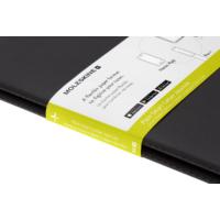 "Kép 4/4 - Moleskine Papertablet Cahier 2db Fekete ""XL"" Méret Sima"