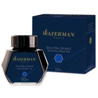 Kép 2/4 - Waterman Kék Tinta 50ml