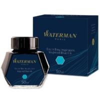 Kép 2/4 - Waterman Tengerkék Tinta 50ml