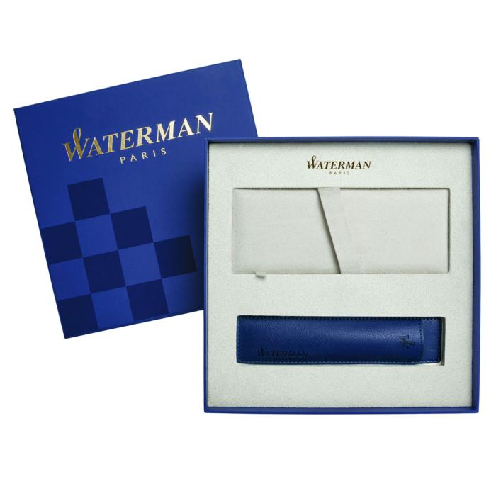 Waterman Díszdoboz Kék Tolltartóval