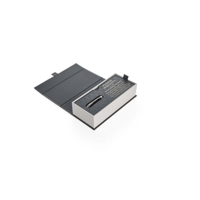 Parker Royal Ingenuity Premium 5TH Black Rubber and Metal