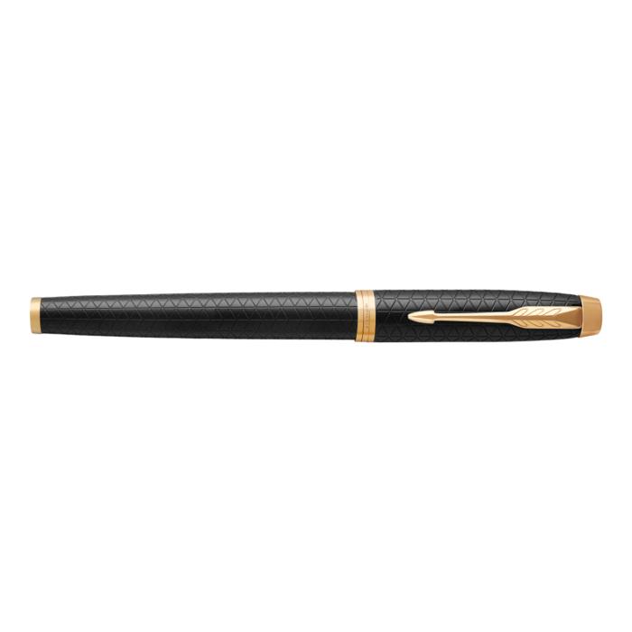 Parker Royal IM Premium Töltőtoll Black