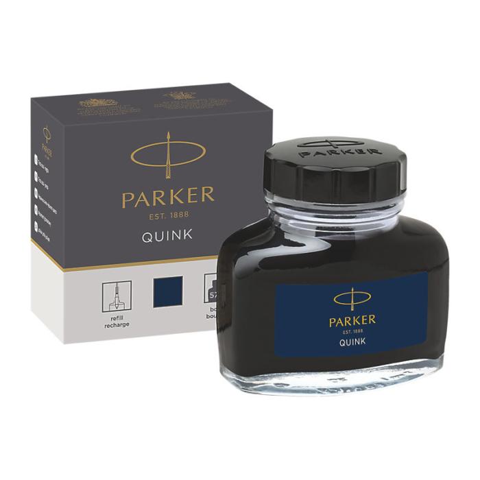 Parker Royal tinta - Kékes-Fekete - 57ml