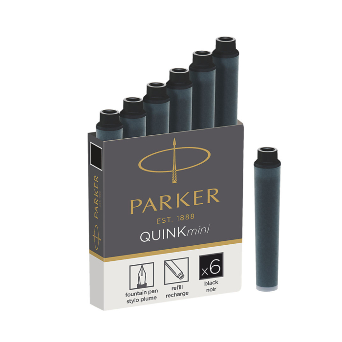 Parker Royal Tintapatron - Fekete
