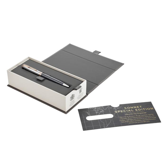 Parker Royal Sonnet Golyóstoll Special Edition Strata Grey