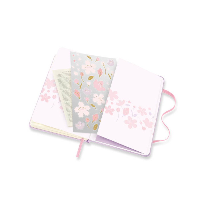 "Moleskine Notesz Sakura 2021 Kemény ""P"" Sima"
