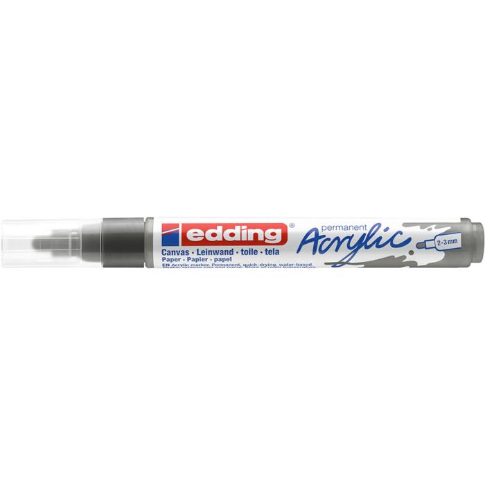 Edding 5100 Akril marker M 2-3 mm Antracite
