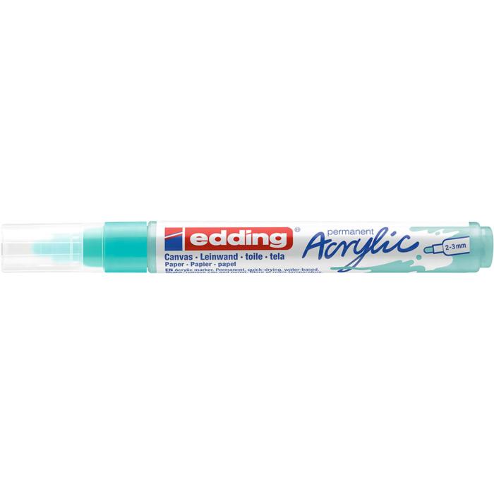 Edding 5100 Akril marker M 2-3 mm Turquoise