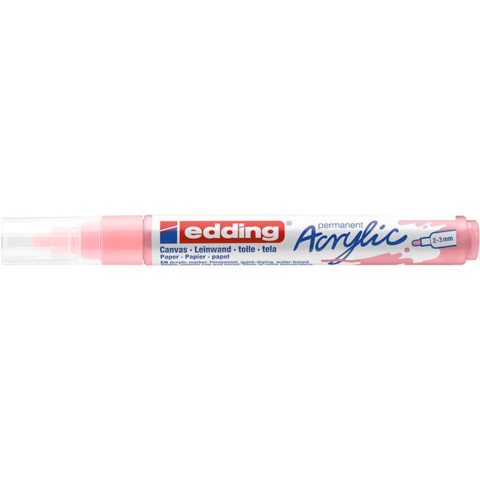 Edding 5100 Akril marker M 2-3 mm Classy mauve