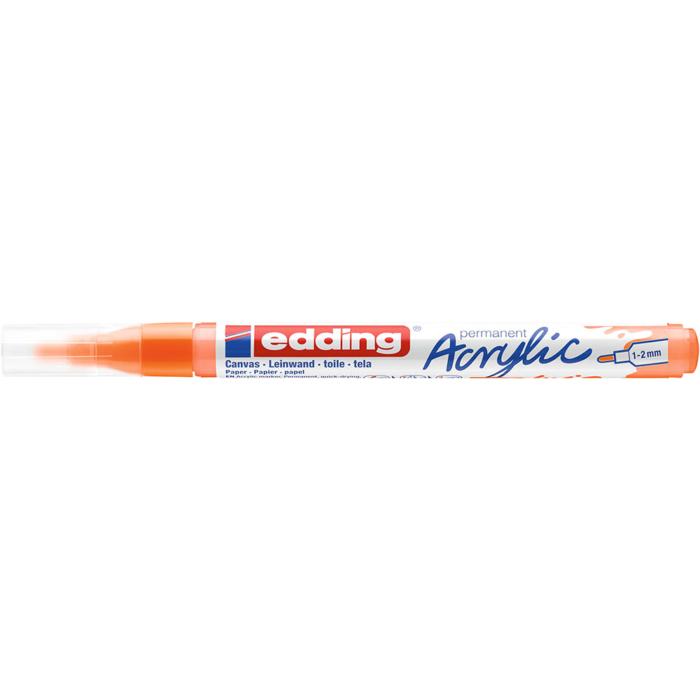Edding 5300 Akril marker F 1-2 mm Neon orange