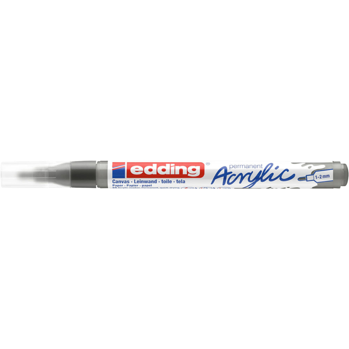 Edding 5300 Akril marker F 1-2 mm Antracite