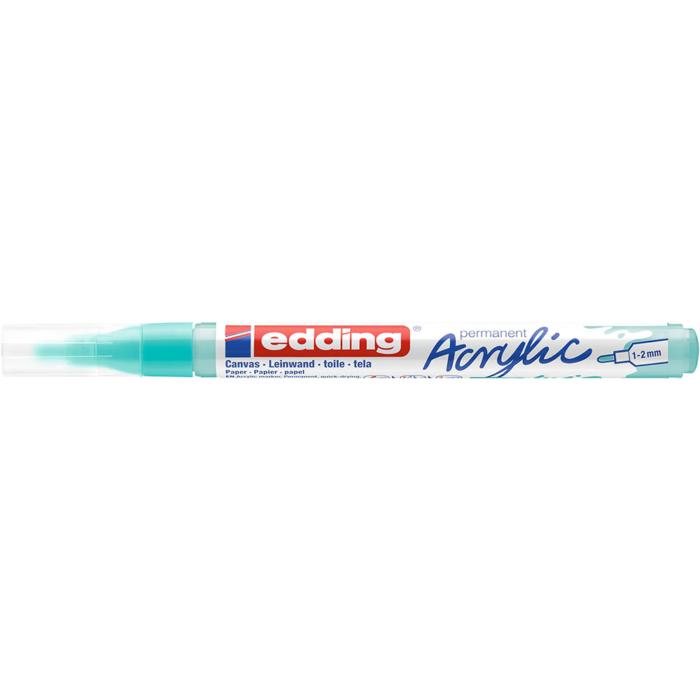 Edding 5300 Akril marker F 1-2 mm Turquoise