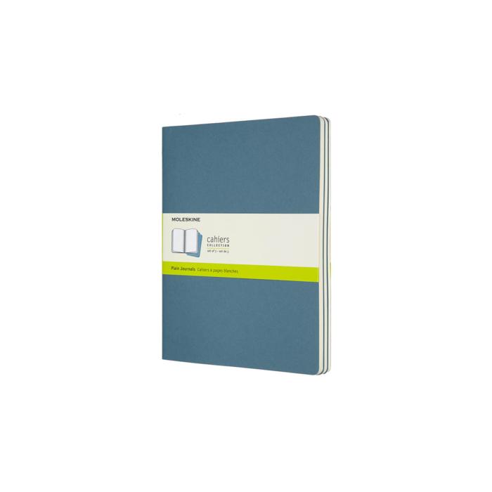 Moleskine Jegyzetfüzet Cahier 3db Élénk Kék