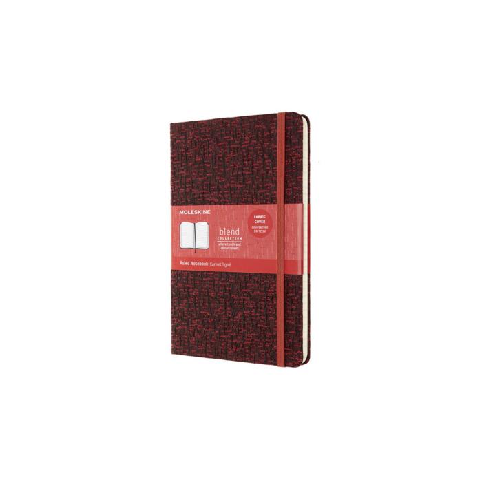 Moleskine Notesz Blend 19 Piros