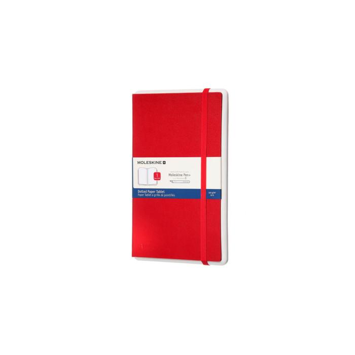 Moleskine Papertablet Kemény Piros