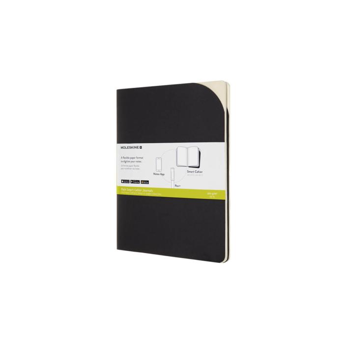 Moleskine Papertablet Cahier 2db Fekete