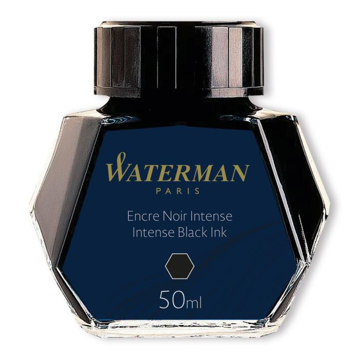 Waterman Fekete Tinta 50ml